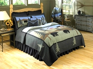Bear Lake Quilt Collection by Donna Sharp | Donna Sharp Quilts