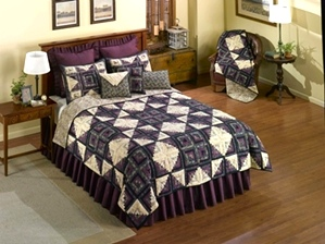 Jude Log Cabin Quilt Collection by Donna Sharp | Jude Log Cabin | Donna Sharp | Donna Sharp Quilts