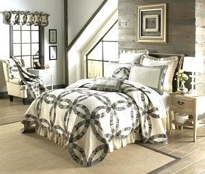 Paris Wedding Ring Quilt Collection by Donna Sharp | Donna Sharp | Donna Sharp Quilts | Paris Donna Sharp