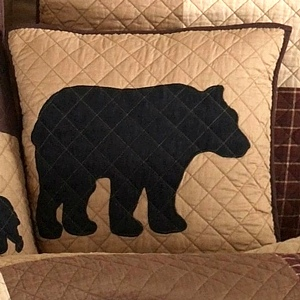Logan Bear Quilt Collection by Donna Sharp   Logan Bear Donna Sharp   Donna Sharp   Donna Sharp Quilt