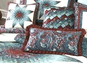 Abilene Star Quilt Collection by Donna Sharp | Donna Sharp quilts | Donna sharp | Abilene Donna Sharp