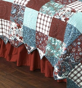 Abilene Patch Quilt Collection by Donna Sharp | Donna Sharp quilts | Donna sharp | Abilene Donna Sharp