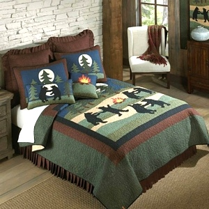 Bear Dance Collection by Donna Sharp | Bear Donna Sharp | Donna Sharp | Donna Sharp Quilt