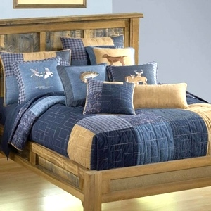 Denim Square Collection by Donna Sharp | Denim Donna Sharp | Donna Sharp | Donna Sharp Quilt