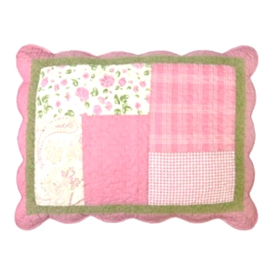 Bashful Rose Quilt by Donna Sharp