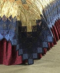 Chesapeake Trip Around The World Quilt Collection by Donna Sharp