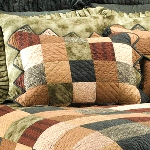 Earth Patch Quilt Collection by Donna Sharp | Donna Sharp | Donna Sharp Quilts