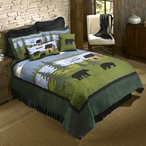 Bear River Collection by Donna Sharp | Bear River Donna Sharp | Donna Sharp | Donna Sharp Quilt
