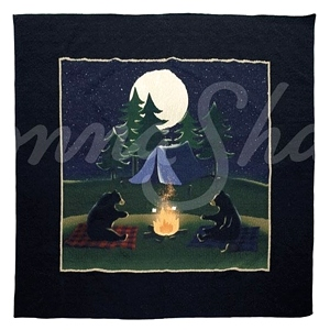 Bear Campfire Quilt Collection Donna Sharp