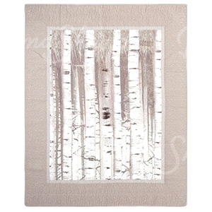 Birch Forest Quilt by Donna Sharp