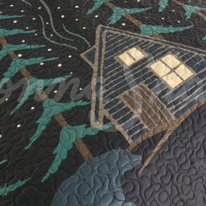 Evening Lodge Quilt by Donna Sharp