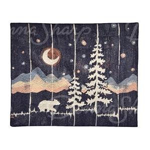Moonlit Bear Quilt by Donna Sharp