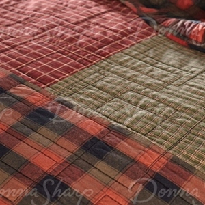 Woodland Square Quilt Collection by Donna Sharp