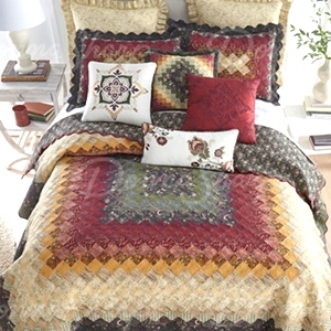 Spice Trip Quilt Collection by Donna Sharp