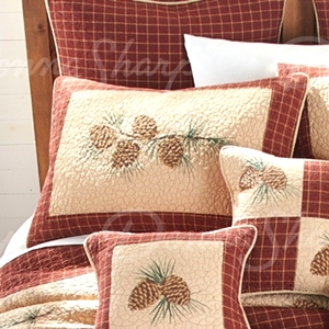 Pine Lodge Quilt Collection by Donna Sharp